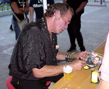 Bobby George per TOP180