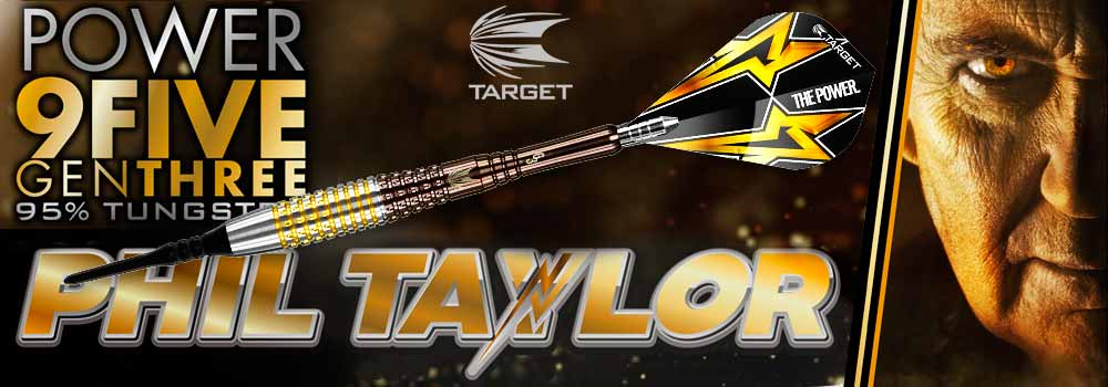 Phil Taylor - Power 9five 3G - Target