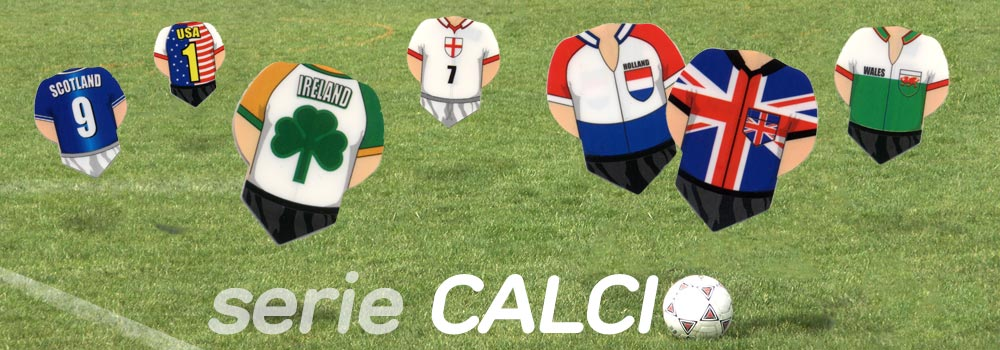 CALCIO serie flights