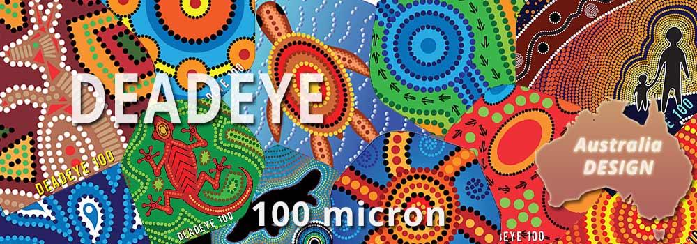 DEADEYE 100 micron - Australian Design