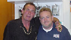 2006 - Bobby and Noel together again in the new shop.