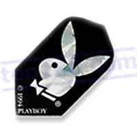 SET 3 PLAYBOY FLIGHTS SILVER RABBIT SLIM - Bull's