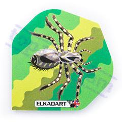 SET 3 ALETTE POLIESTERE SPIDER - Elkadart