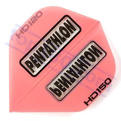 SET 3 ALETTE PENTATHLON HD-150 STANDARD COLOR ROSA - Pentathlon