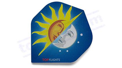 SET 3 TOP FLIGHTS SUN MOON - Top180