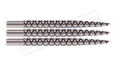 SET 3 PUNTE DIAMOND PRO POINT PER STEEL DART - Target