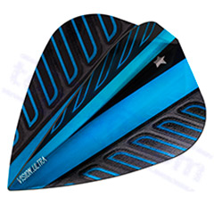 SET 3 ALETTE VOLTAGE VISION ULTRA BLUE KITE - Target