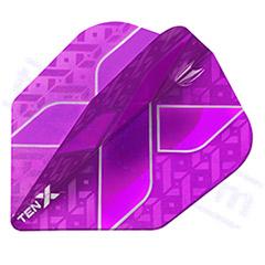 SET 3 ALETTE TEN-X VISION ULTRA PURPLE - Target