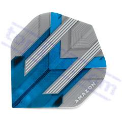 SET 3 ALETTE AMAZON SILVER LIGHT BLUE - Pentathlon