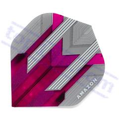 SET 3 ALETTE AMAZON SILVER PINK - Pentathlon
