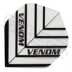 SET 3 ALETTE VENOM 150 TRASPARENTE - Pentathlon