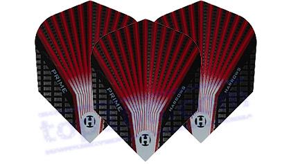 SET 3 ALETTE HARROWS PRIME RED - Harrows