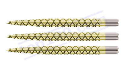 SET 3 PUNTE RICAMBIO STEEL DIAMOND PRO POINT GOLD - Target