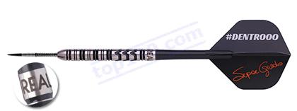 SET 3 FRECCETTE STEEL SUPER GIURDO GIORDANO REALE FIREPOINT BLACK 23G. - Top180