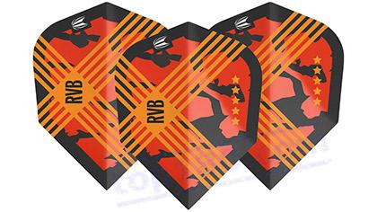 SET 3 ALETTE RVB G3 PRO ULTRA n.6 - Target