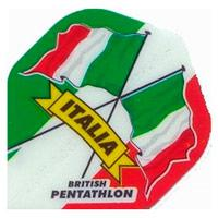 "SET 3 FLIGHTS PENTATHLON ""ITALIA"" - Pentathlon"